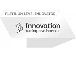 exploristics platinum innovator award
